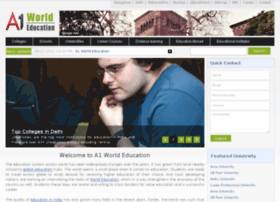 a1worldeducation.com