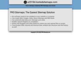 a25156.hostedsitemaps.com