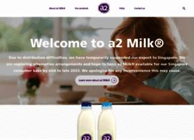 a2milk.com.sg