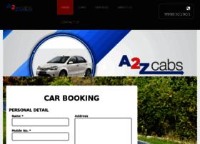 a2zcabs.com
