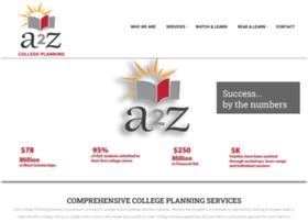 a2zcollegeplanning.com
