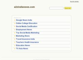 a2zindianews.com
