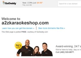 a2zkaraokeshop.com