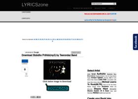 a2zlyricszone.blogspot.com