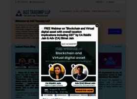 a2ztaxcorp.com