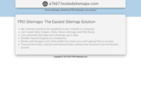 a7667.hostedsitemaps.com