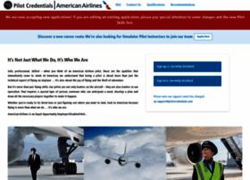 Aa.pilotcredentials.com
