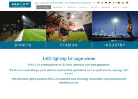 aaa-lux-lighting.com