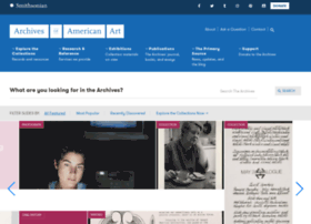 aaa.si.edu