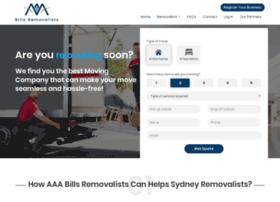 aaabillsremovalists.com.au