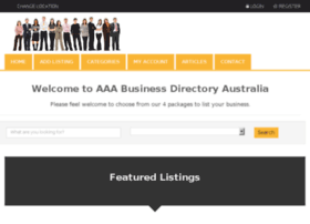 aaabusinessdirectoryaustralia.com.au