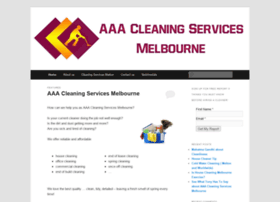 aaacleaningservicesmelbourne.com.au