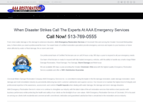 aaaemergencyservices.com