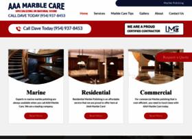 aaamarblecare.com
