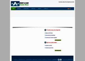 aaarentacarcostarica.com