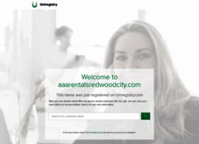 aaarentalsredwoodcity.com