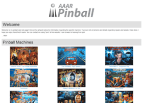 aaarpinball.com