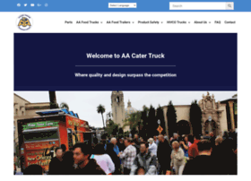aacatertruck.com