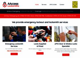 aaccesslocksmiths.co.uk