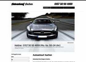 aachen-autoankauf.de