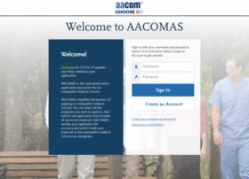 aacomas.liaisoncas.com