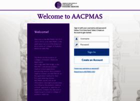 aacpmas.liaisoncas.com