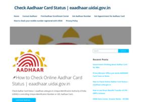 aadharstats.com