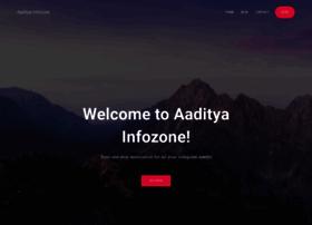 aadityainfozone.com