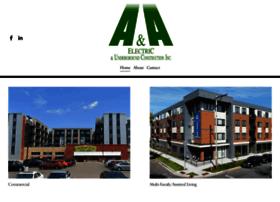 aaelectricunderground.com