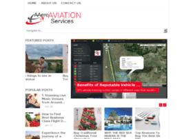 aaeroaviationservices.com
