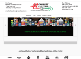 aaexhaust.com