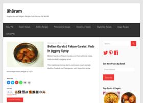 aahaaram.wordpress.com