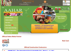 aaharinternationalfair.com