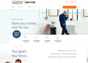 aaii.discoverbank.com