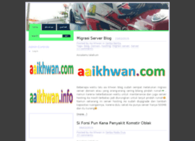 aaikhwan.wordpress.com