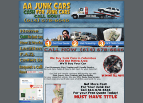 aajunkcars.com