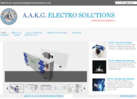 aakgelectrosolutions.com