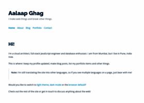 aalaap.com