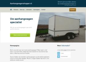 aanhangwagenshopper.nl
