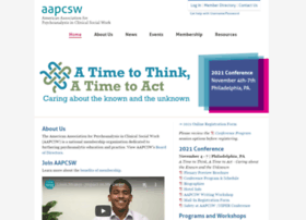 aapcsw.org