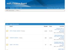 aaplfinance.proboards.com