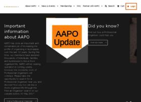 aapo.org.au