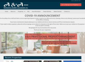 aapropertymanagement.com