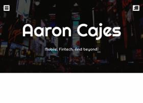 aaroncajes.com