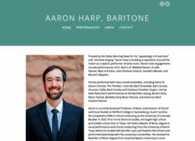 aaronharp.com