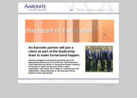 aaronitepartners.com