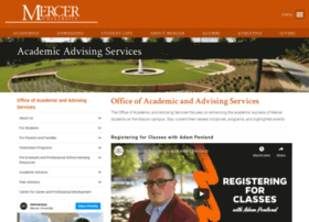 aas.mercer.edu