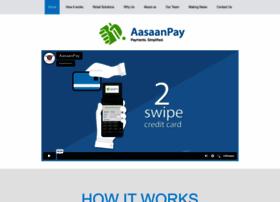 aasaanpay.com