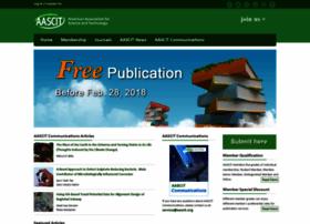 aascit.org