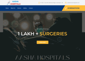 aashahospitals.com